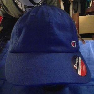Champion Snap Back (blue)